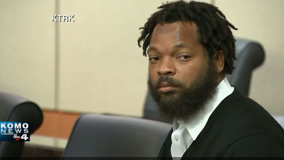 Michael Bennett turns himself in after being charged with felony
