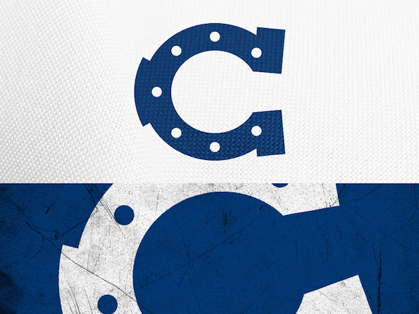 NFL Logo Redesign Mark Crosby Indianapolis Colts