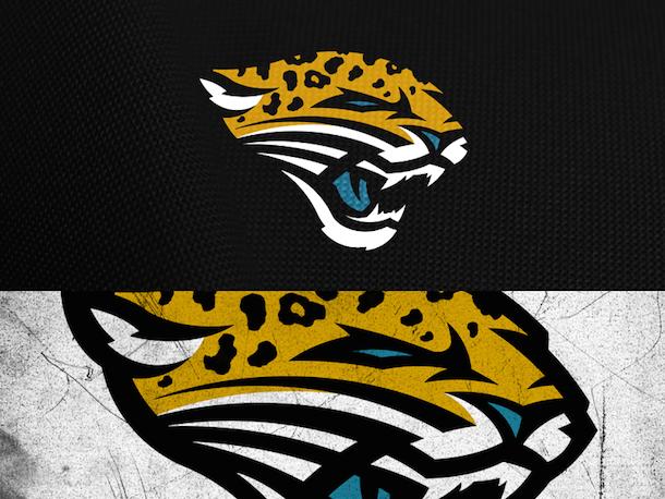 NFL Logo Redesign Mark Crosby Jacksonville Jaguars