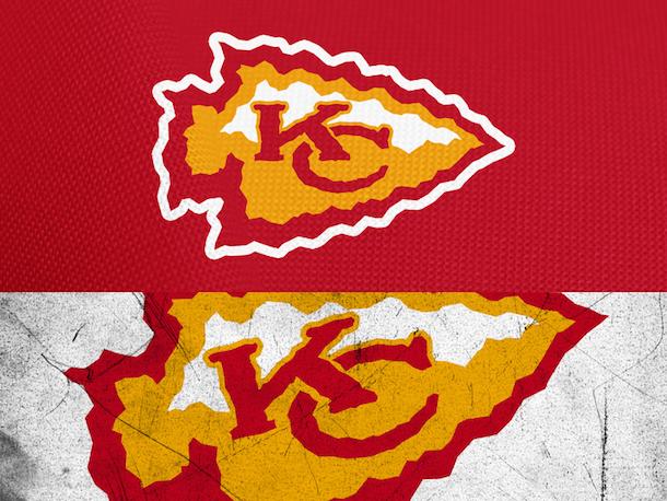 NFL Logo Redesign Mark Crosby Kansas City Chiefs