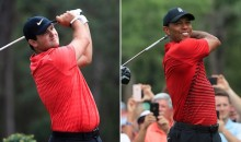 Golf Fans Were REALLY Upset that Patrick Reed Dressed Like Tiger Woods on Sunday (TWEETS)
