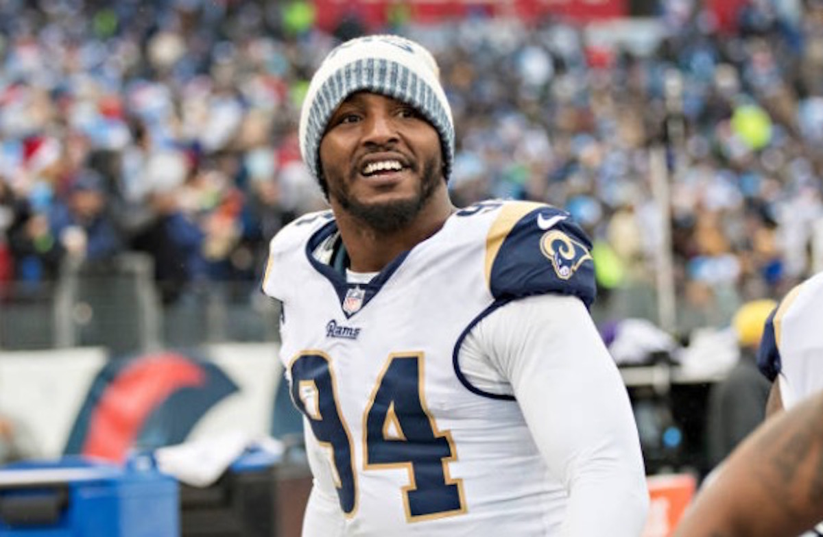 Rams are trading OLB Robert Quinn to Dolphins for draft pick