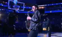 Sacramento Kings Brought in 'Sexy Sax Man' to Harass Utah Jazz During Playing Intros (VIDEO)