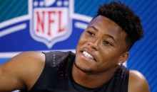 Devin Hester and Julio Jones Are a Little Salty About All the Hype Saquon Barkley Is Getting (TWEETS)