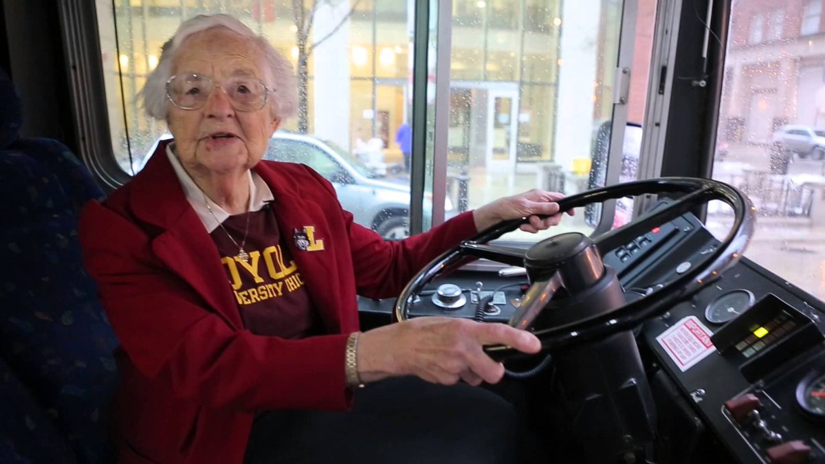 Social Media Turns On Sister Jean After She Said God Loves College B-Ball Better Than The NBA ...