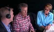 Will Ferrell Commentating This Tennis Match Is Hilariously Awesome (VIDEO)