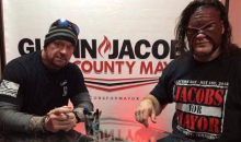 The Undertaker Joins Kane on His Campaign Trail For Mayor in Tennessee