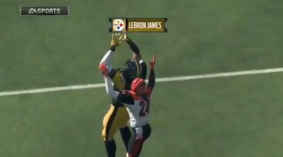 5b1af2367 JuJu Smith-Schuster Created LeBron James   Put Him On The Steelers ...