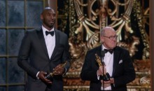 Kobe Bryant's 'Dear Basketball' Wins Oscar for Best Animated Short Film (VIDEO)