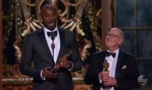 Kobe Took A Shot At Fox News' Laura Ingraham's 'Shut Up & Dribble' Comments After Winning Oscar (VIDEO)