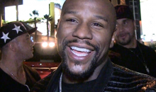 Floyd Mayweather Confirms That He Is Training For Possible UFC Match: 'My Wrestling Game is Not Bad' (VIDEO)