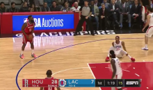 James Harden's Crossover on Wesley Johnson Gets The Titanic Treatment (VIDEO)