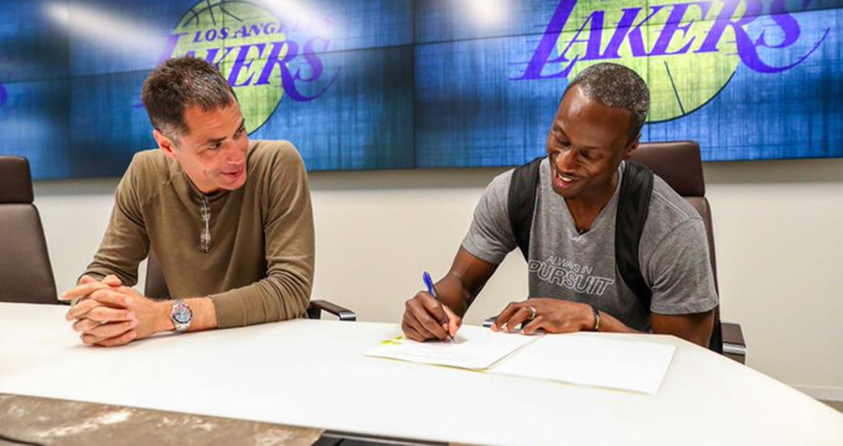 Lakers Shock 10-Year G-League Vet Andre Ingram With NBA Contract (VIDEO) | Total Pro Sports