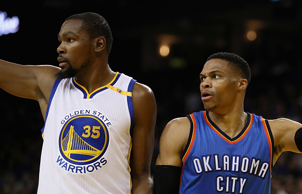 Kevin Durant Likes Instagram Comment Saying Russell Westbrook Was OKC's Problem