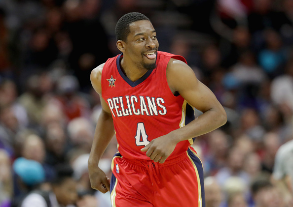 Big Baller Brand, Pelican's Jordan Crawford in Talks