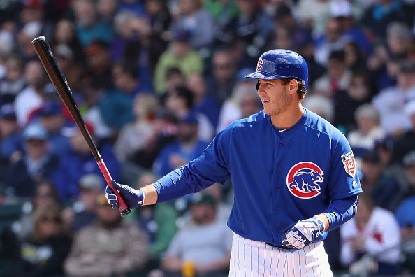 Anthony Rizzo wants Major League Baseball schedule to be shorter