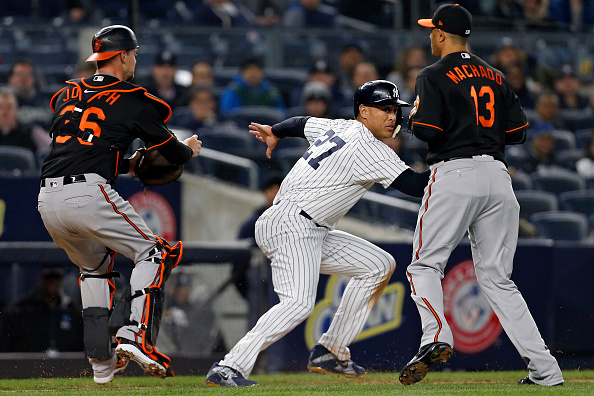 Struggling Stanton gets whiff of Yanks fans frustration