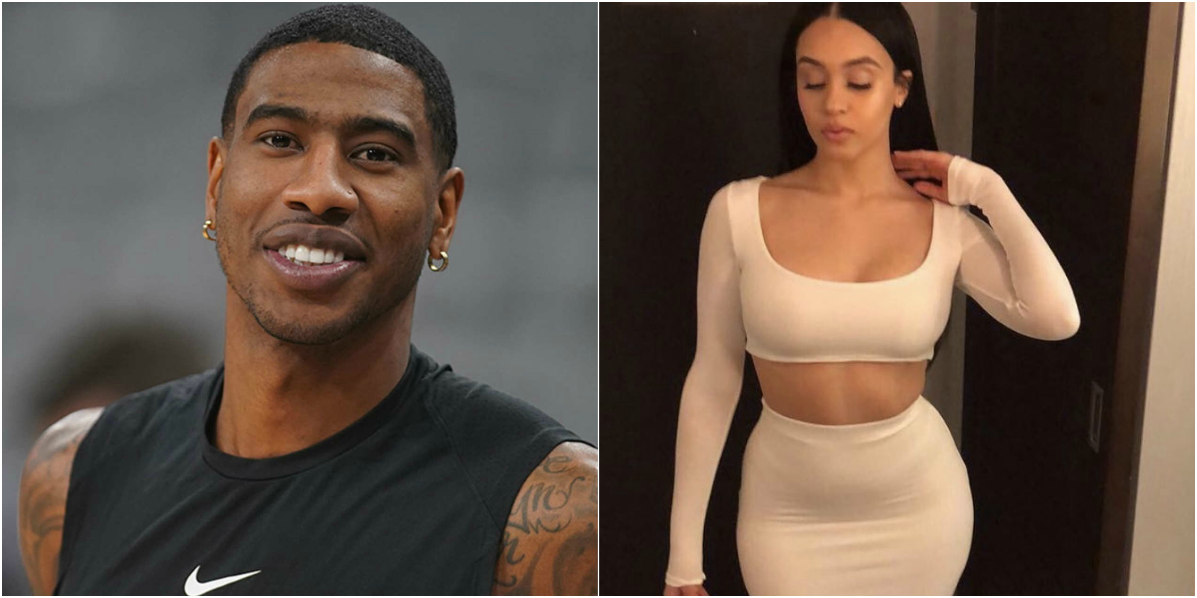 Tristan Thompson's Side-Chick Implies She Slept With Iman Shumpert Too; Shumpert's Wife Responds (TWEET)