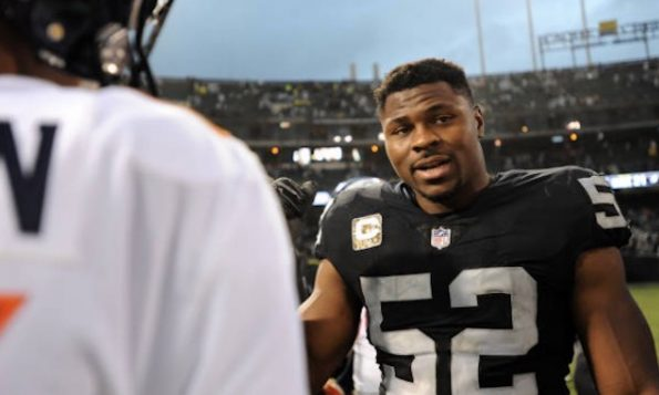 Bears acquire, extend Khalil Mack in blockbuster trade with Raiders