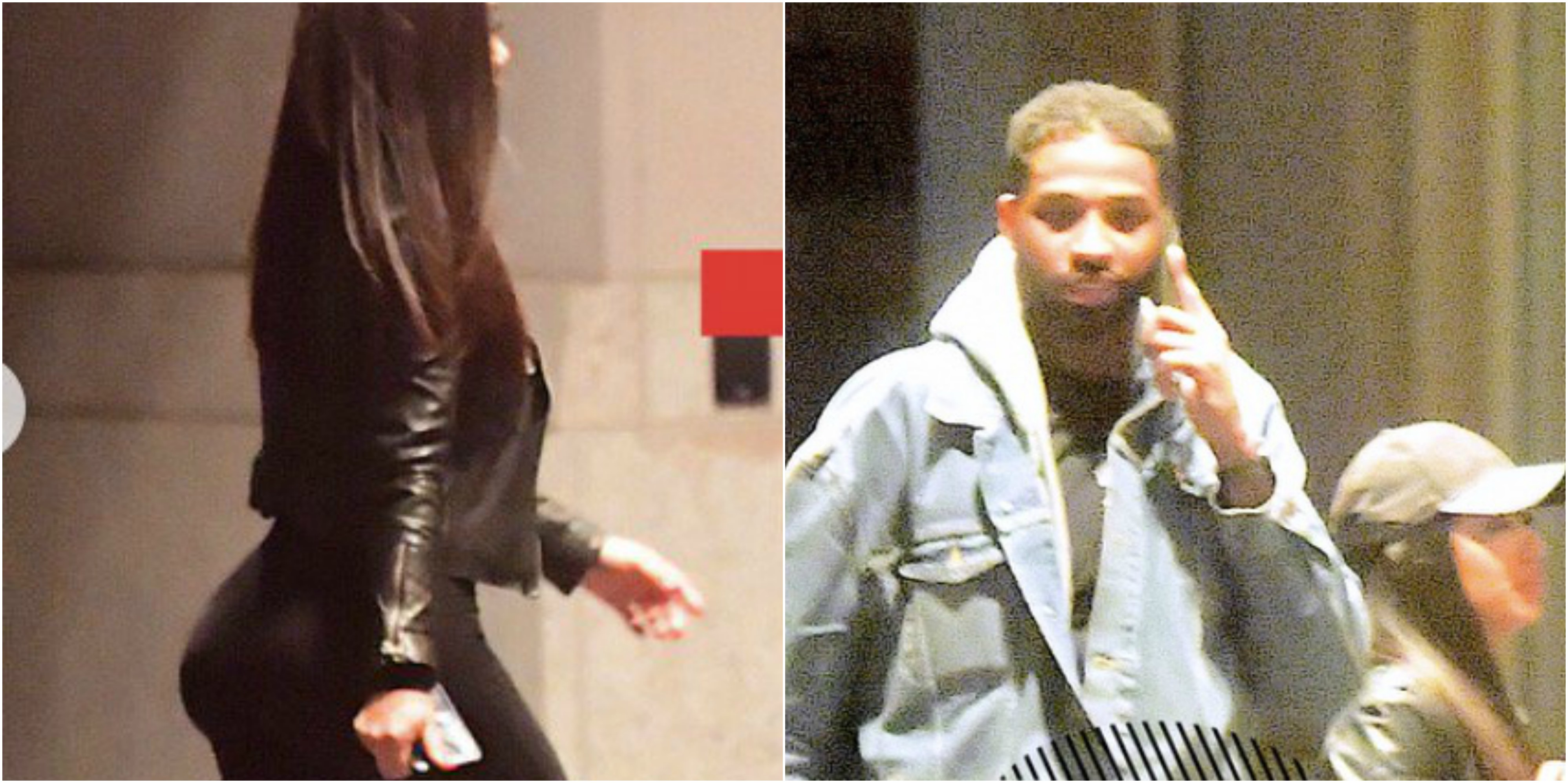Total Pro Sports Tristan Thompson Spotted At Hotel With Ig