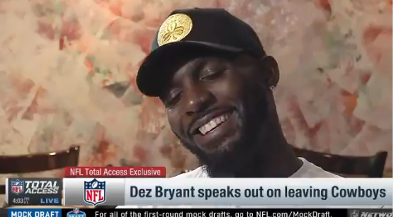 Former All-Pro Dez Bryant expected to be released today