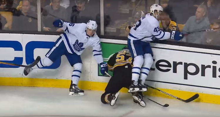 Kadri to have hearing for actions in Maple Leafs game against Bruins""