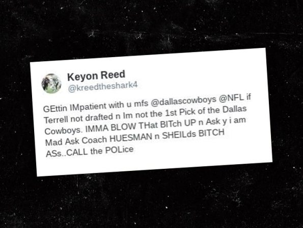 Image result for keyon reed