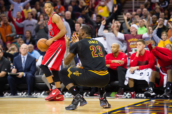Blazers' CJ McCollum: Cavs 'One of the Worst Defensive Teams I've Ever Played Against' (AUDIO ...