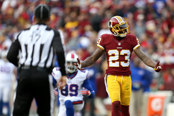 DeAngelo Hall set to retire