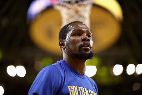 Warriors' Kevin Durant fined for $25,000 for cursing at Mavericks fan