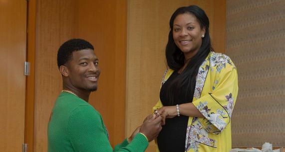 HS Bay Jameis Tampa Winston To  QB Pregnant Proposes