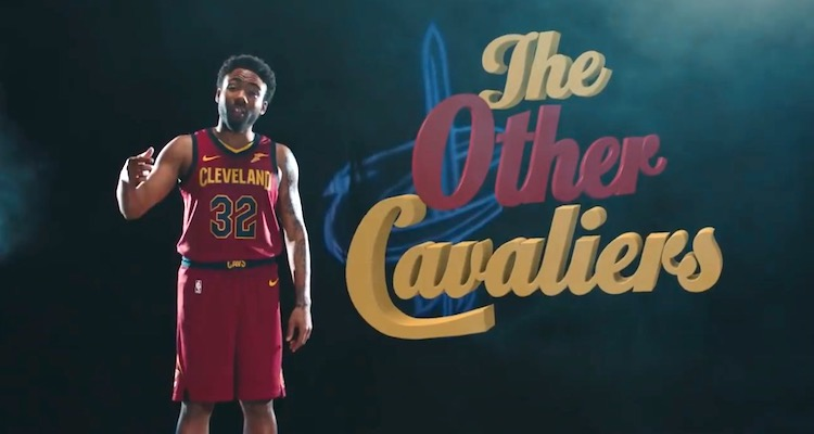 "SNL Roasts LeBron's Teammates With ""The Other Cavaliers ..."