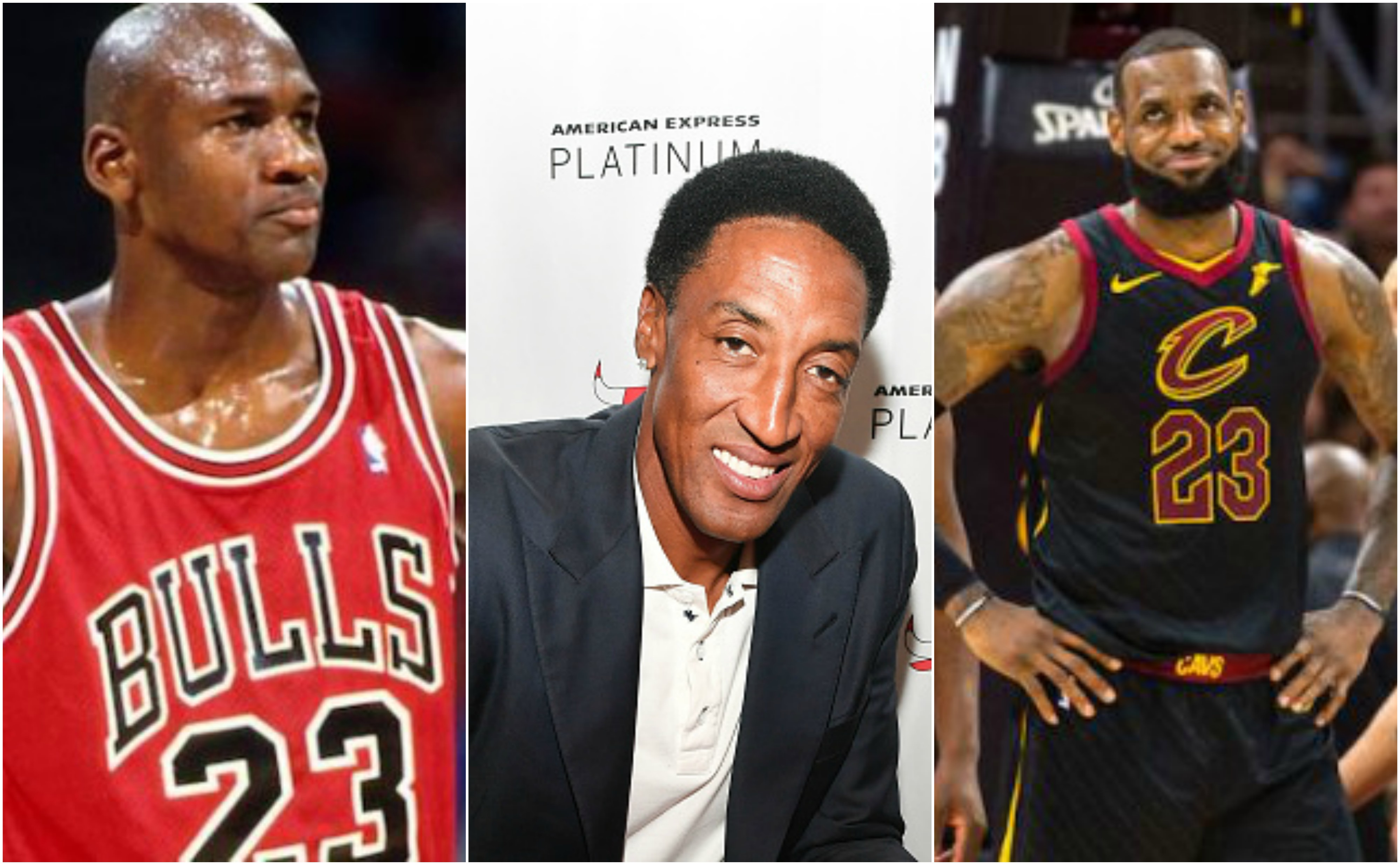 ca9e8664df1 Scottie Pippen Says Wilt Chamberlain Is The Best Player Ever (VIDEO ...