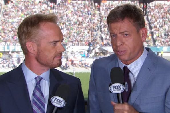 Buck, Aikman will Call Thursday Night Football