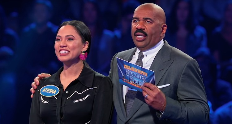 Ayesha Curry Family Feud