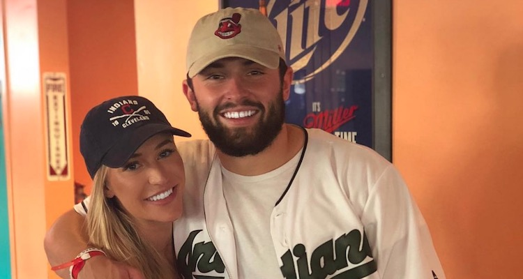 Baker Mayfield Girlfriend Emily Wilkinson