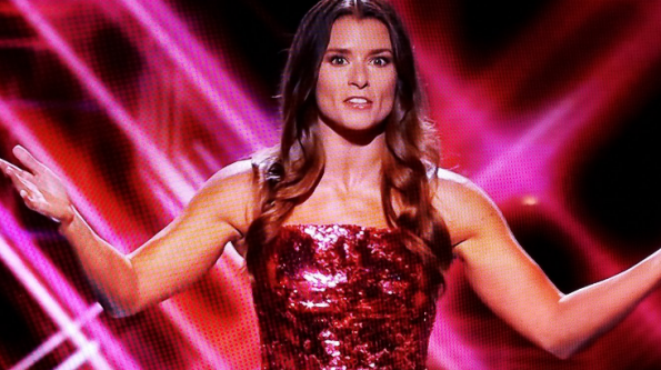 Danica Patrick makes ESPYs history as first woman to host