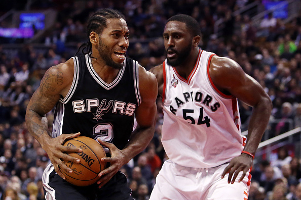 Raptors 'Generate Buzz' As Possible Trade Spot For Kawhi Leonard