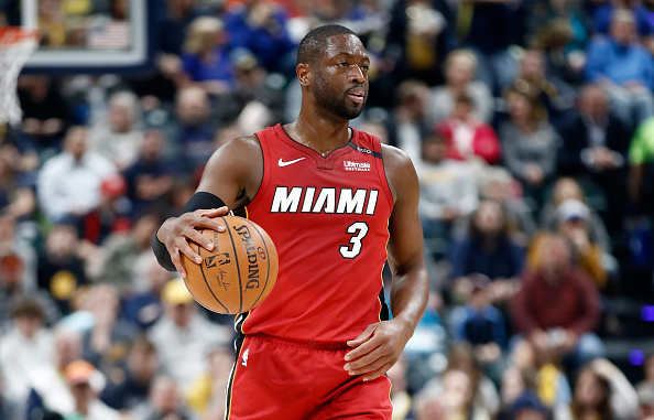 Chinese team ready to offer Dwyane Wade 'monster deal'