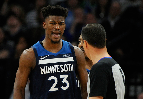 Jimmy Butler 'fed up' with Karl-Anthony Towns, won't sign extension