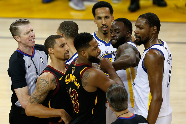 Warriors: Draymond Green got into fight with Tristan Thompson at event