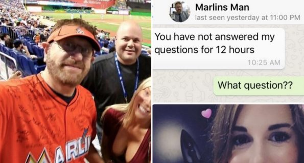 Marlins Man DMs Main
