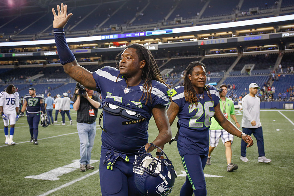 Seahawks' Shaquem Griffin posts strong National Football League preseason debut