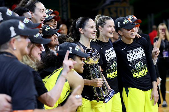 WNBA Champions Plan To Refuse Visit To White House