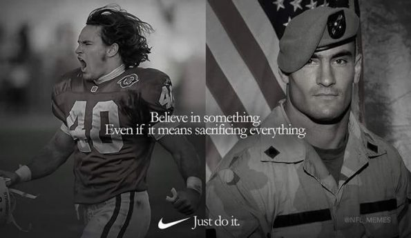 Kaepernick ad campaign generates $43 million in media exposure for Nike