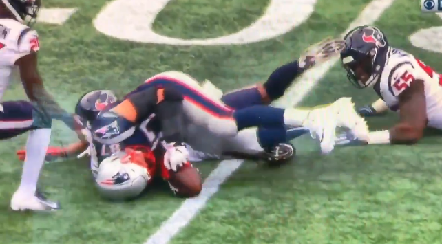 Nfl Catch Rule Continues To Make No Sense After This