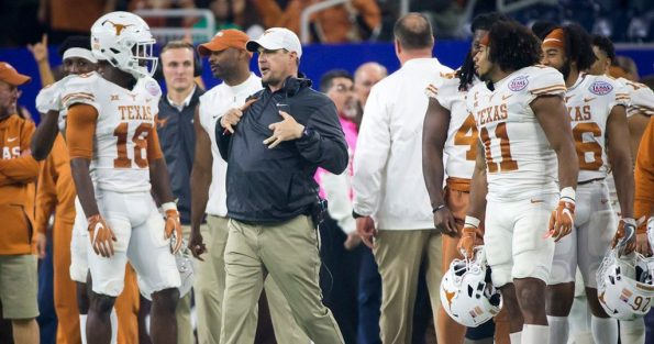 Zach Smith accuses Tom Herman of cheating on wife in massive Twitter rant