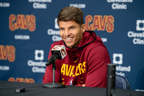 Kyle Korver remains thankful to Cleveland after being traded to Jazz
