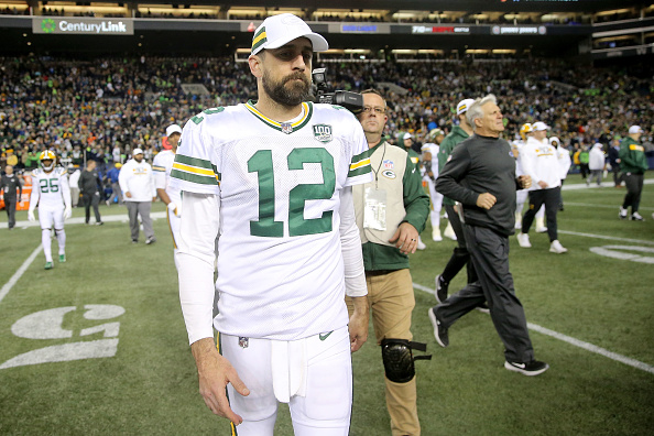 Green Bay Packers' Aaron Rodgers donates $1m to California wildfire victims