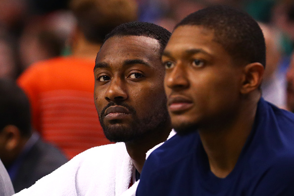 Wizards 'giving impression' Wall, Beal could be available in trade